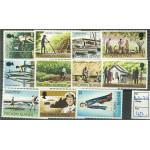 Pitcairn Islands 163-173 **