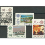 St. Lucia 933-936 **