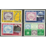 St. Lucia 312-315 **