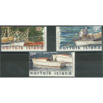 Norfolk Island 870-872 **