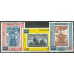 Paraguay 3957-3959 **