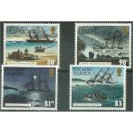 Pitcairn Islands 432-435 **