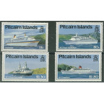 Pitcairn Islands 377-380 **