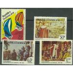 Dominica 1502-1505 **