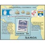 Samoa block 50 **