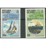 Pitcairn Islands 286 + 288 **