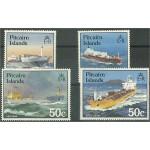 Pitcairn Islands 266-269 **