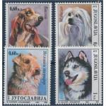 Jugoslavien 2662-2665 **