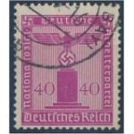 Tyska Riket D154 stämplat