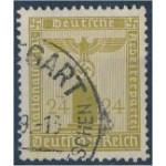 Tyska Riket D152 stämplat