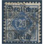 Tyska Riket D55Y stämplat