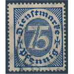 Tyska Riket D69 stämplat