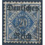 Tyska Riket D55X stämplat