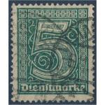 Tyska Riket D23 stämplat