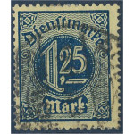 Tyska Riket D31 stämplat