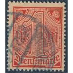 Tyska Riket D30 stämplat