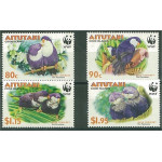 Aitutaki 772-775 **