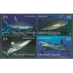 Marshall Islands 2063-2066 ** 4-block