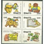 Brasilien 1396-1400 **