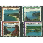 Nya Zeeland 964-967 **