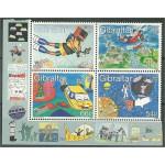 Gibraltar 901-904 **