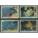 Nederländska Antillerna 477-480 **