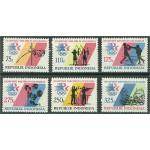 Indonesien 1140-1145 **