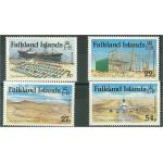 Falklands Öarna 423-426 **