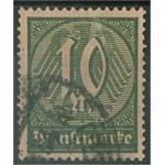 Tyska Riket D68b stämplat