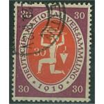 Tyska Riket 110c stämplat