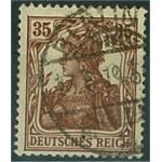 Tyska Riket 103a stämplat