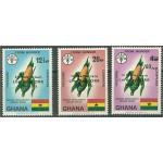 Ghana 450-452 *