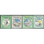 British Antarctic Territory 144-147 **
