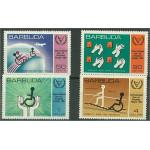 Barbuda 572-575 **