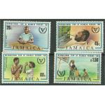 Jamaica 508-511 **