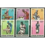 Centralafrika 298-303 **