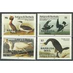 Barbuda 801-804 **