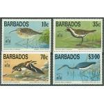 Barbados 845-848 **