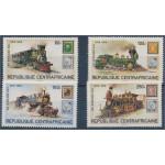 Centralafrika 648-651 **