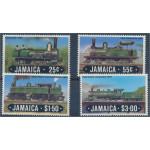 Jamaica 595-598 **