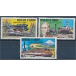 Djibouti 300-302 **