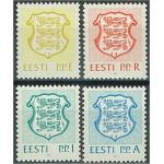 Estland 176-179 **