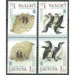 Litauen 733-734 tete-bech **