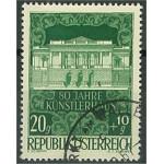 Österrike 878 stämplat
