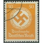 Tyska Riket D143 stämplat