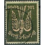 Tyska Riket 237 stämplat