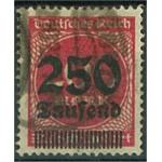 Tyska Riket 292 stämplat