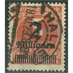 Tyska Riket 312Aa stämplat