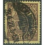 Tyska Riket D33b stämplat
