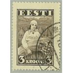 Estland 108 stämplat